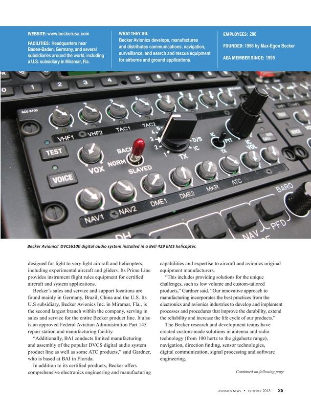Avionics News October 2013