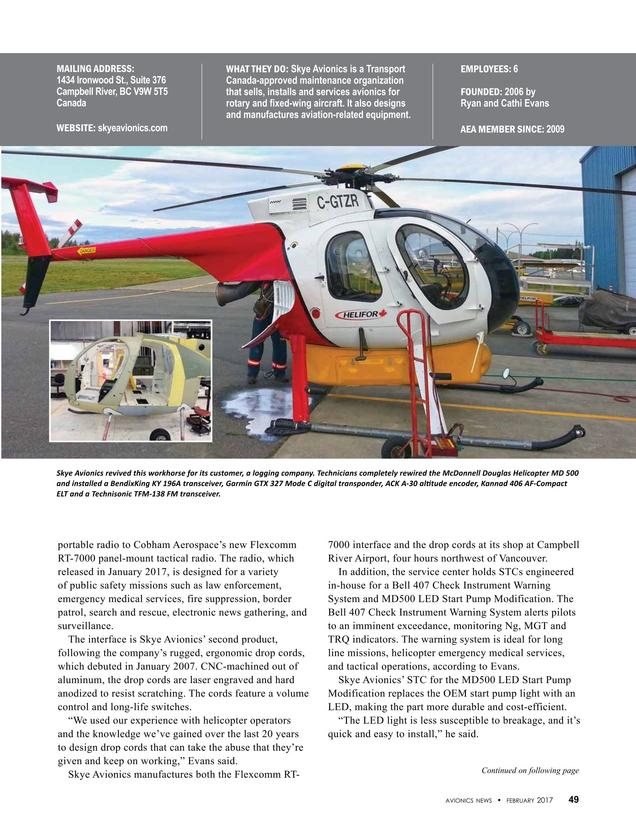 Avionics News February 2017