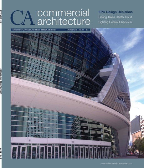 Commercial Architecture September 2016