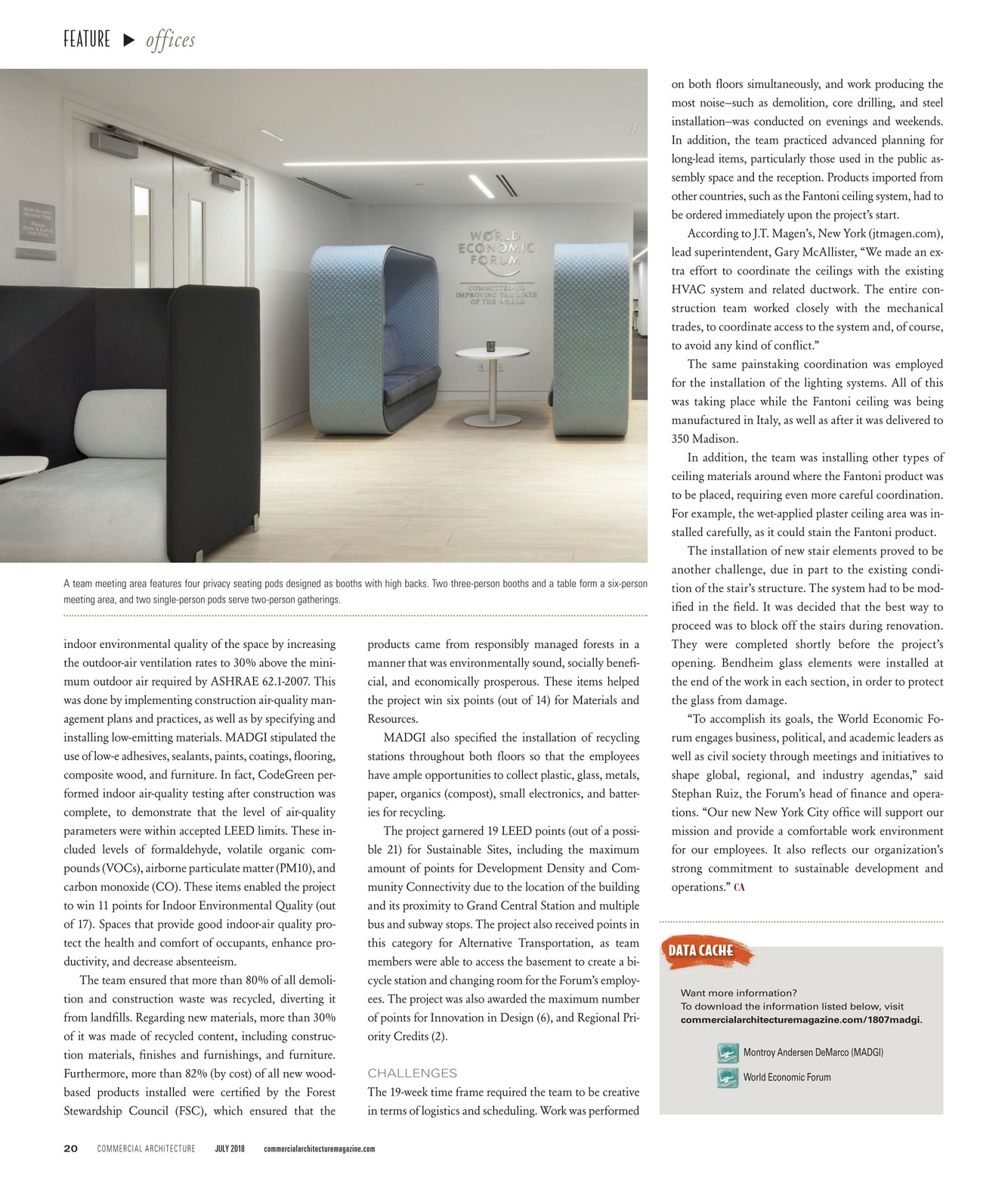 Commercial Architecture July 2018