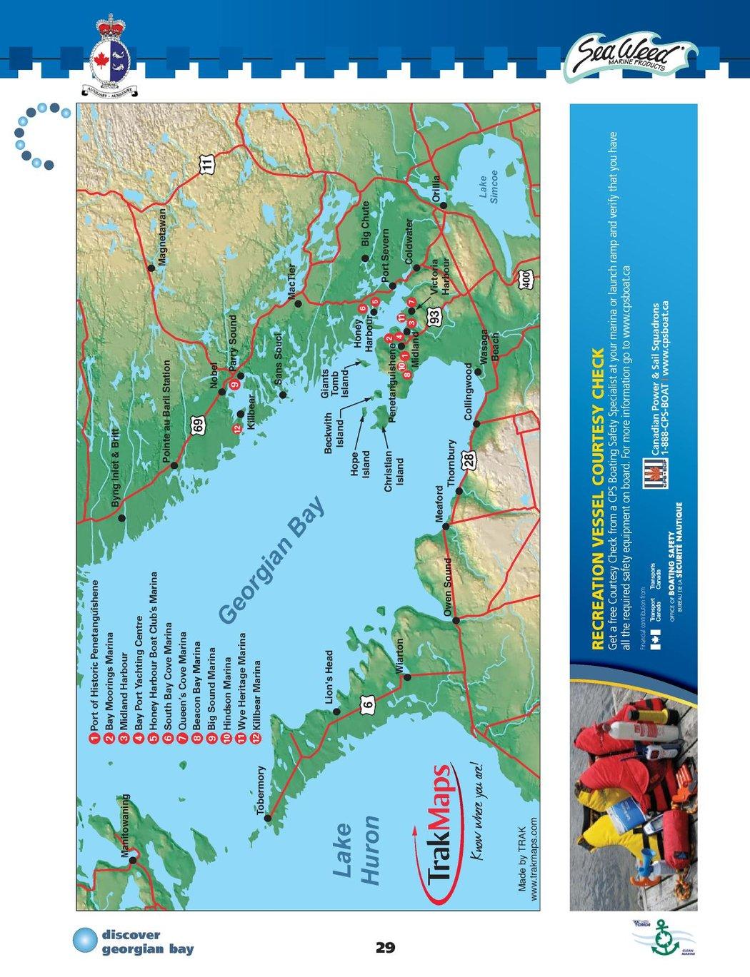 Georgian Bay - The North Channel & Manitoulin Island 2011 on nottawasaga bay, muskoka map, mobile bay map, bay of fundy map, honey harbour map, queen's university map, great lakes map, thunder bay district map, lake huron, lake michigan-huron, windsor map, montreal map, ontario map, wasaga beach map, waterton lakes national park map, georgian bay, ontario, ottawa river map, thunder bay, village at blue map, powassan map, french river, bruce peninsula map, bay of quinte map, quebec city map, lake nipissing, straits of mackinac, bay of islands map, st. john's map,
