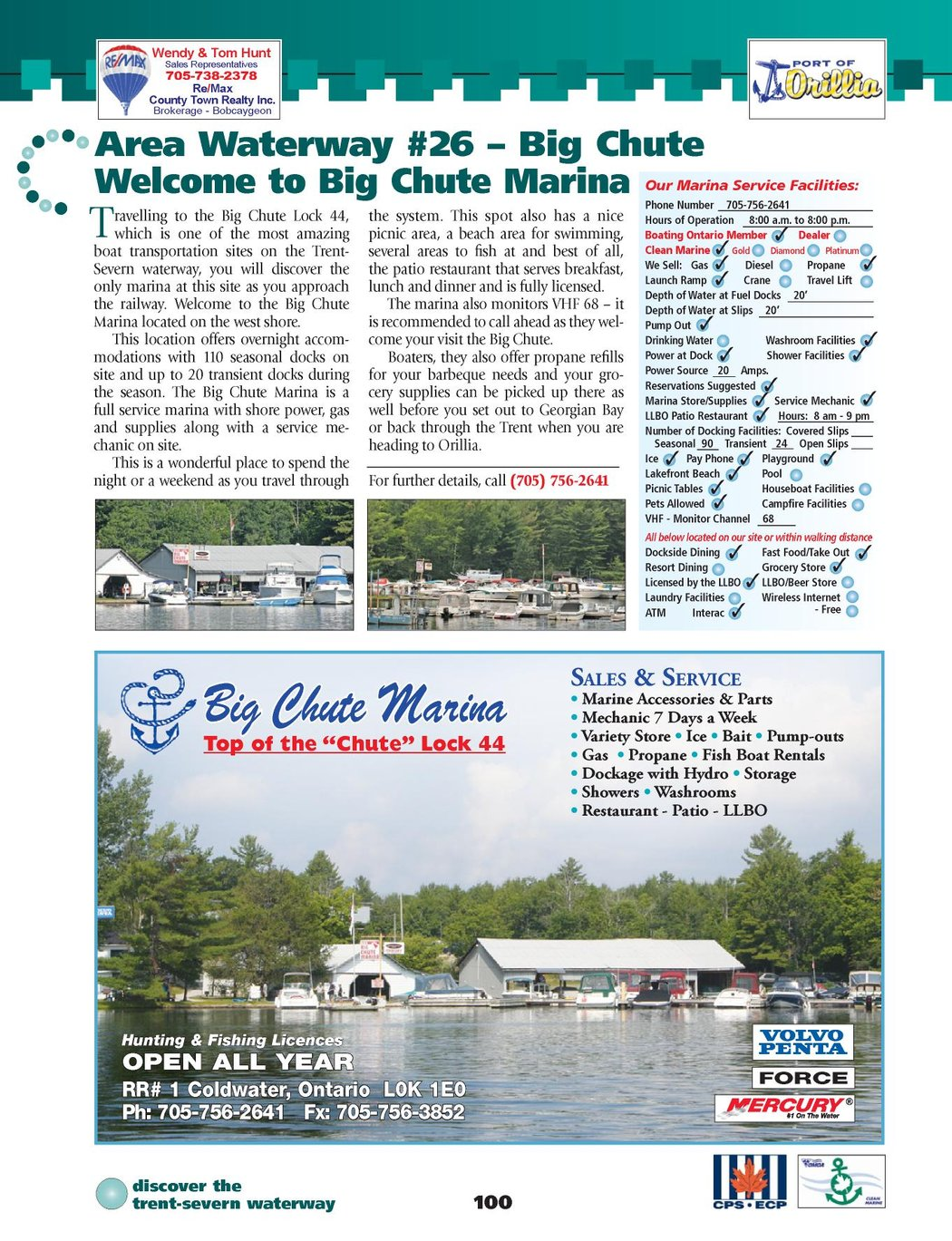 Discover the Trent-Severn Waterway 2011