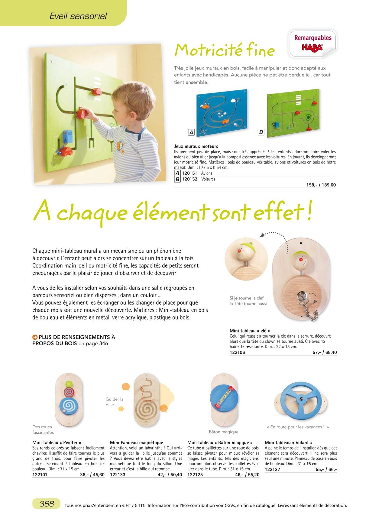 Grands 2014 Haba Petits Le Des Et Catalogue lJKcT1F
