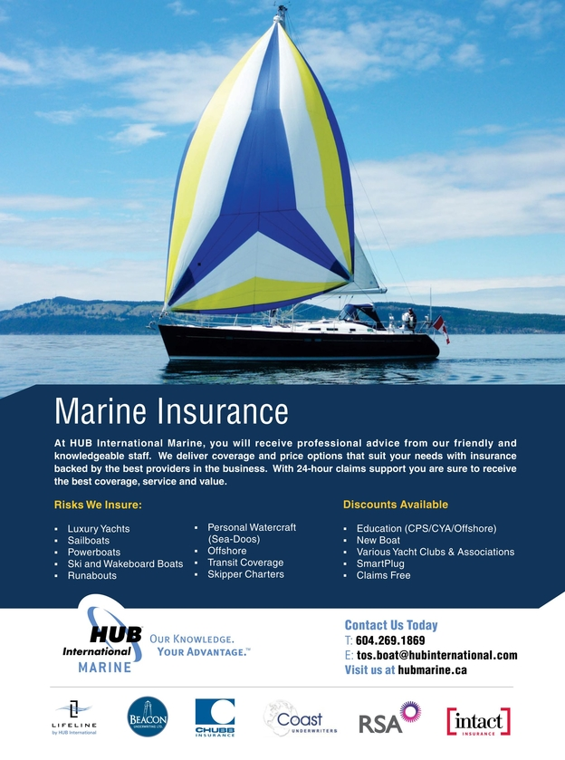Vancouver International Boat Show Guide 2018