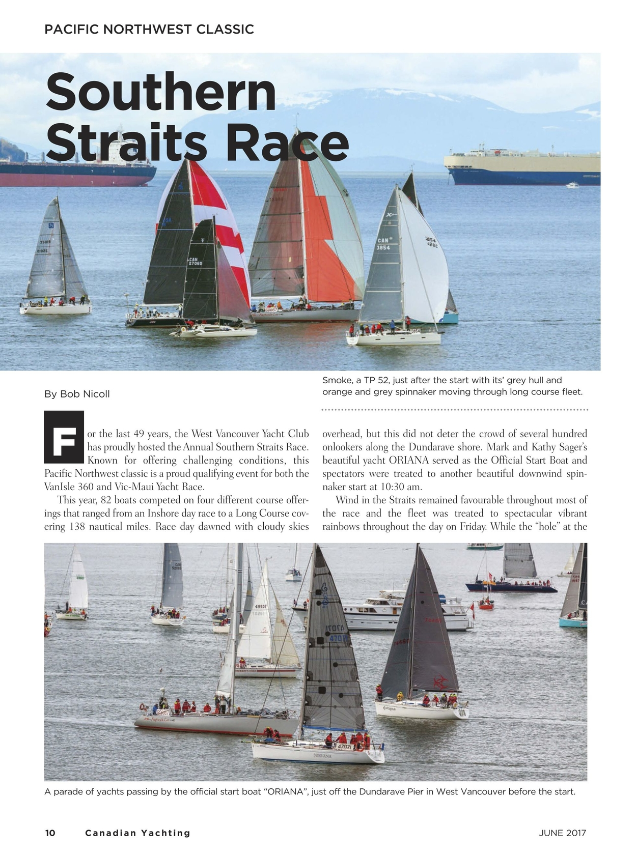Canadian Yachting June 2017