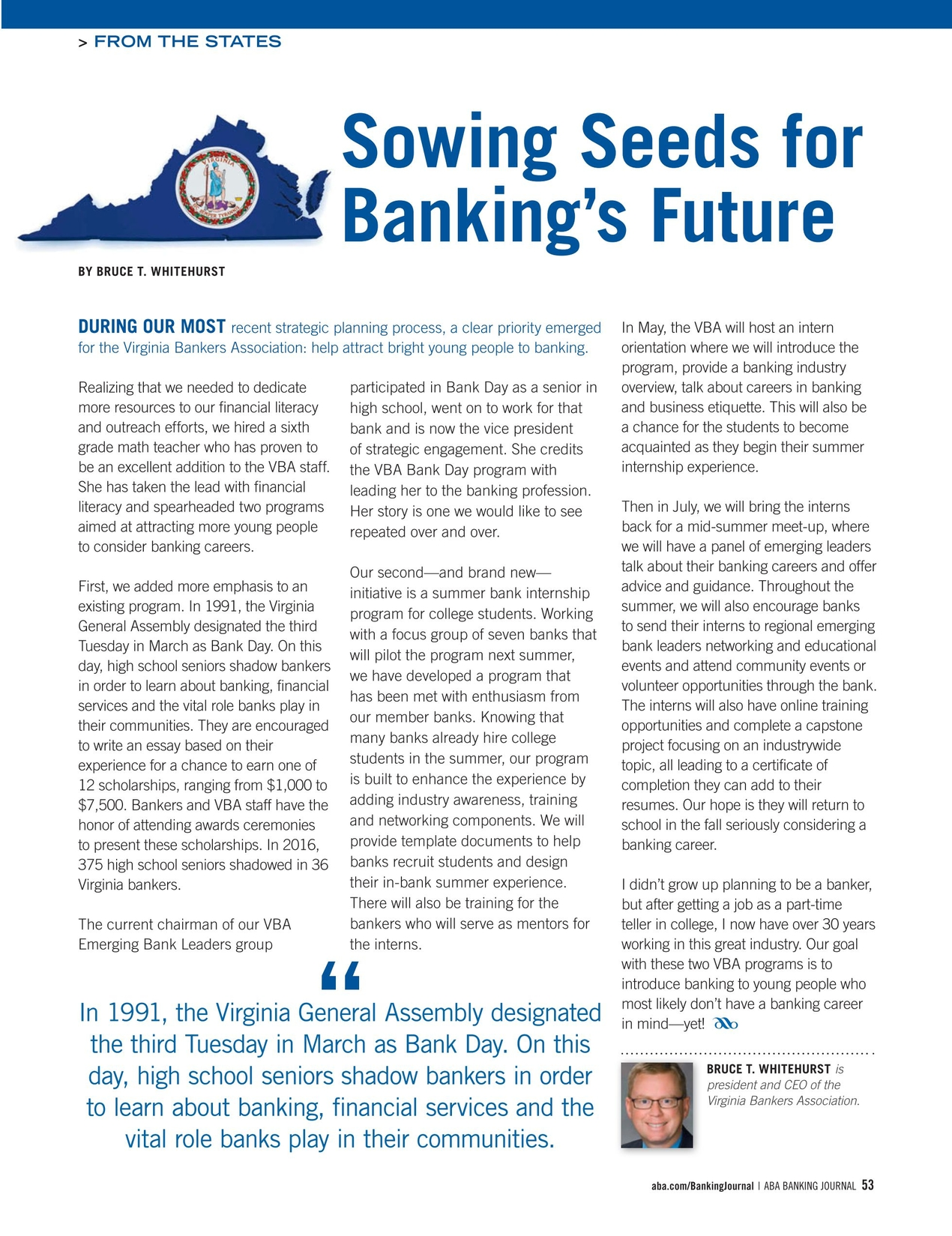 ABA Banking Journal March/April 2017 [52 ...