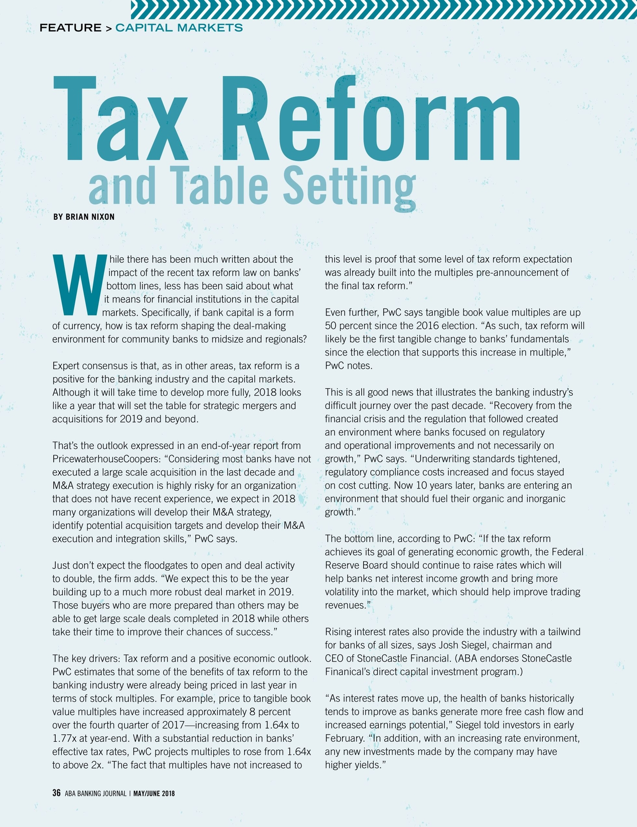What is reform? This is a positive change 12