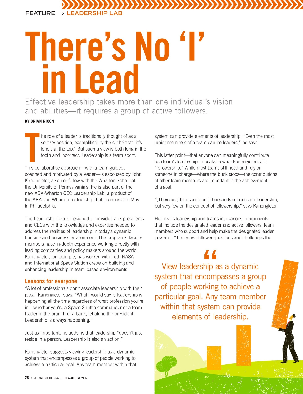 followership what it takes to lead