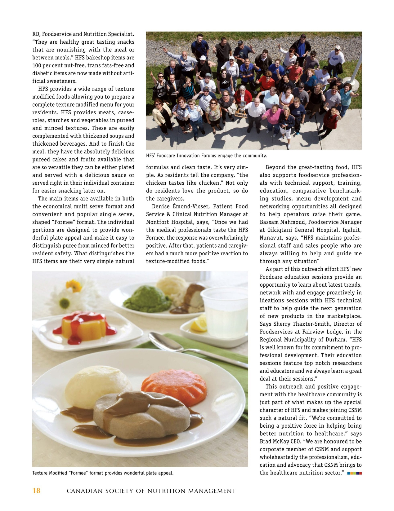 Food Service & Nutrition - Volume 1 No 2