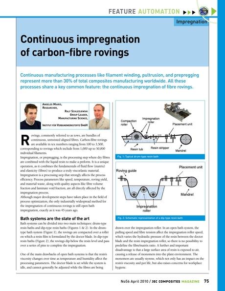 JEC COMPOSITES MAGAZINE - Issue #56 - April 2010