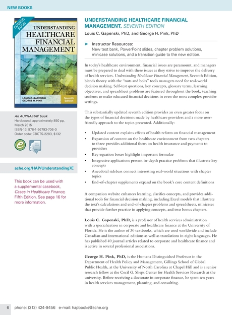 healthcare management problems