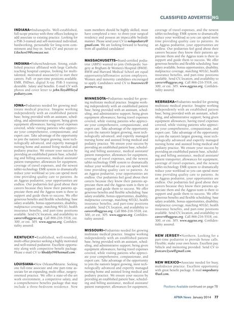 APMA News - January 2014
