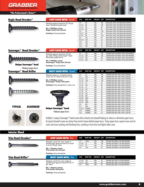 AWCI's Member Products Catalog 2013