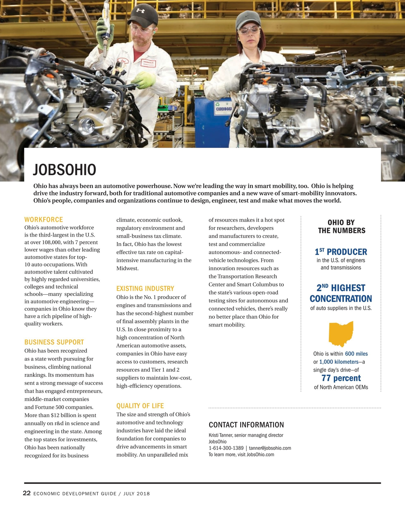 Guide to Economic Development in the Global Auto Industry