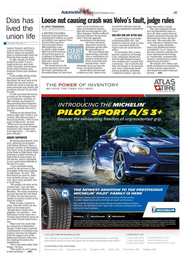 Automotive News Canada September 2016 V2