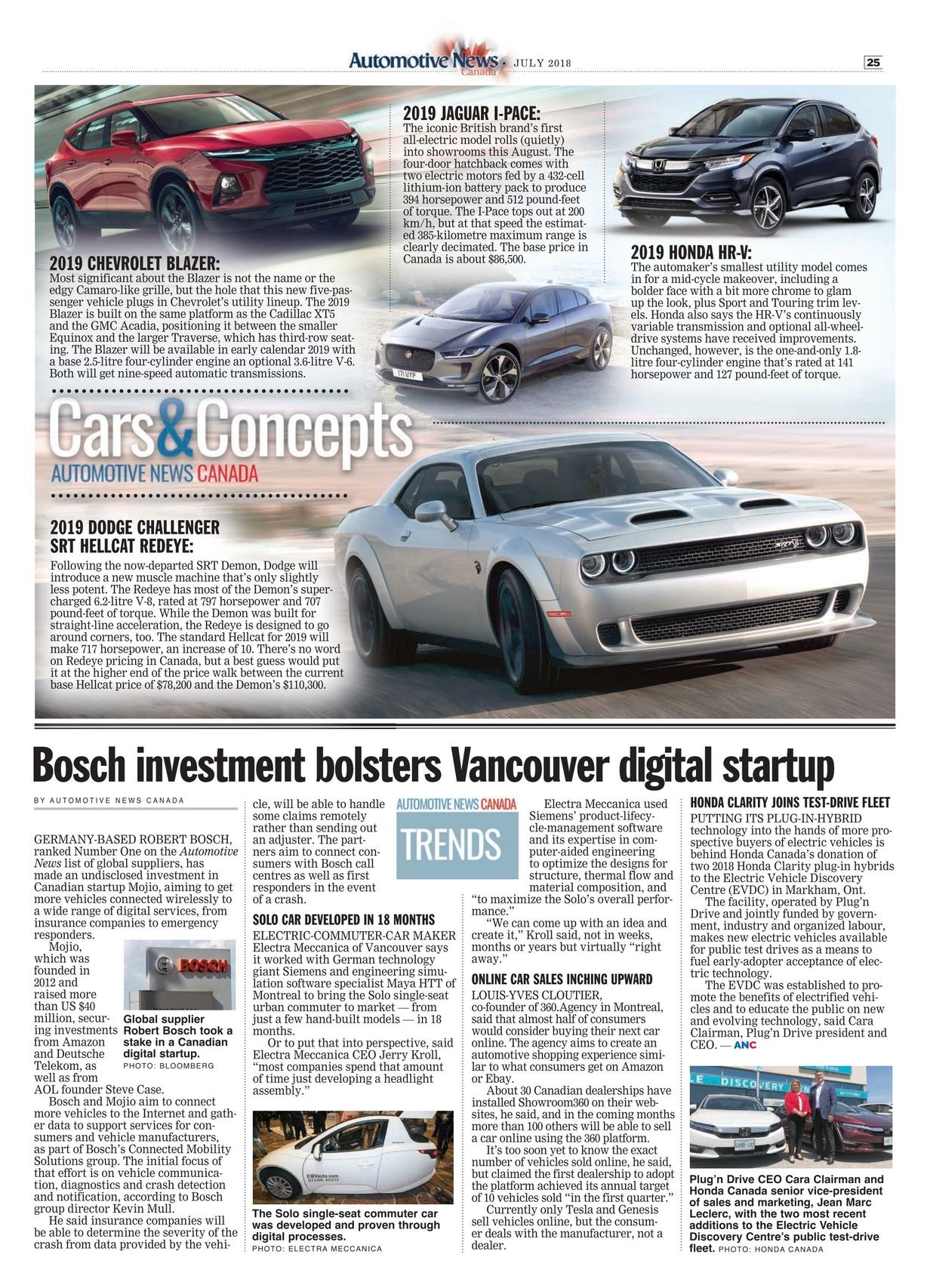 Car News Canada