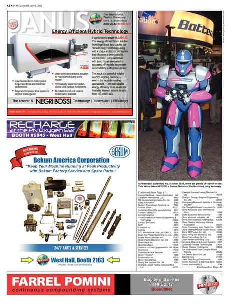 Plastics News Show Daily - April 5, 2012