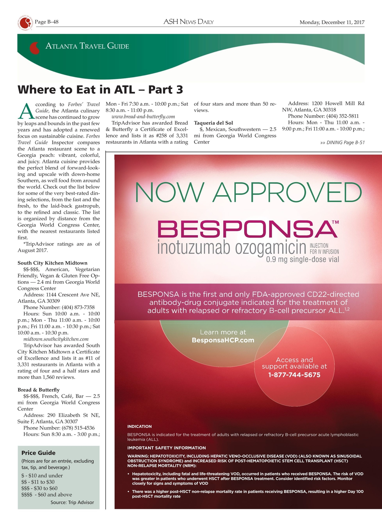 ASH News Daily 2017 - Issue 3