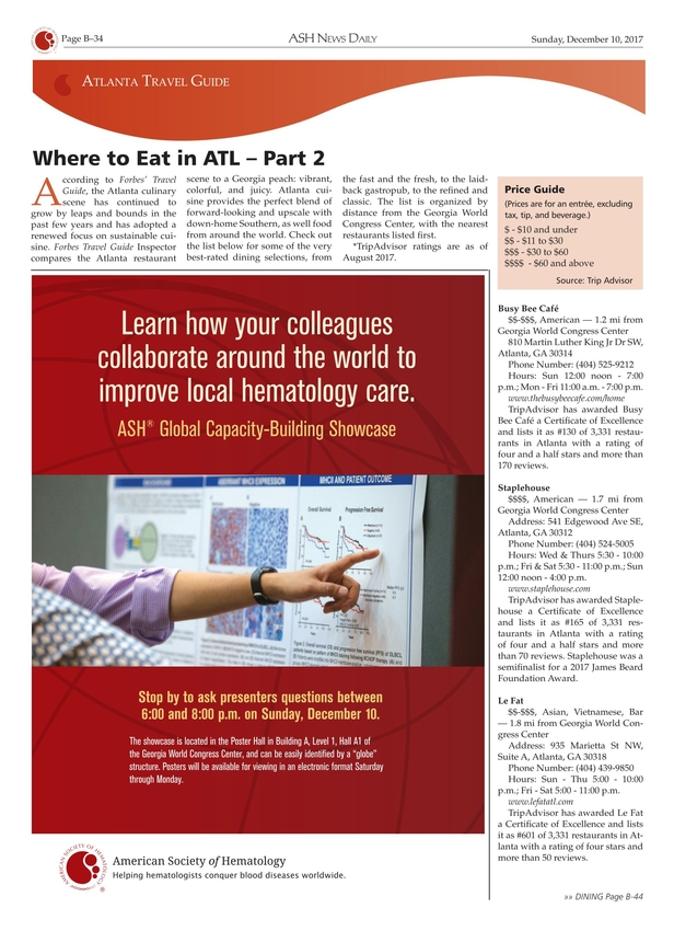 ASH News Daily 2017 - Issue 2