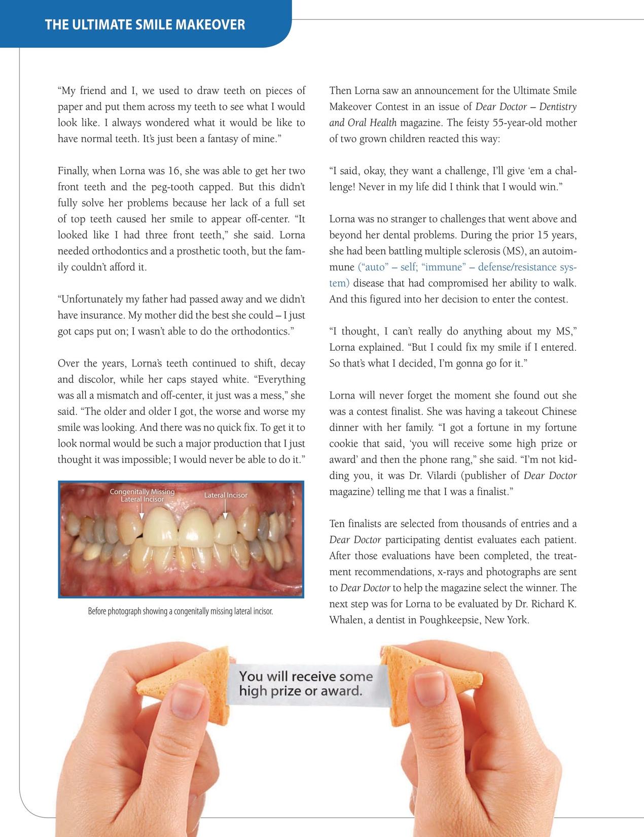 Dear Doctor Magazine Issue 18