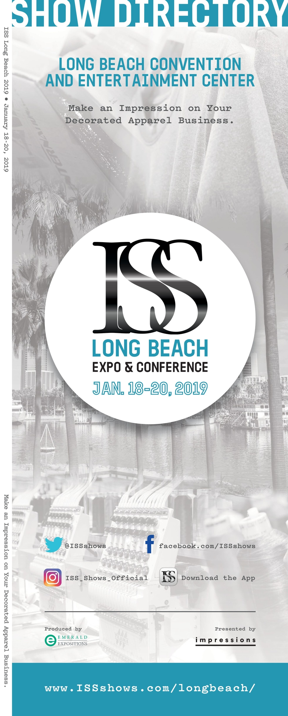 ISS Long Beach 2019 Show Directory