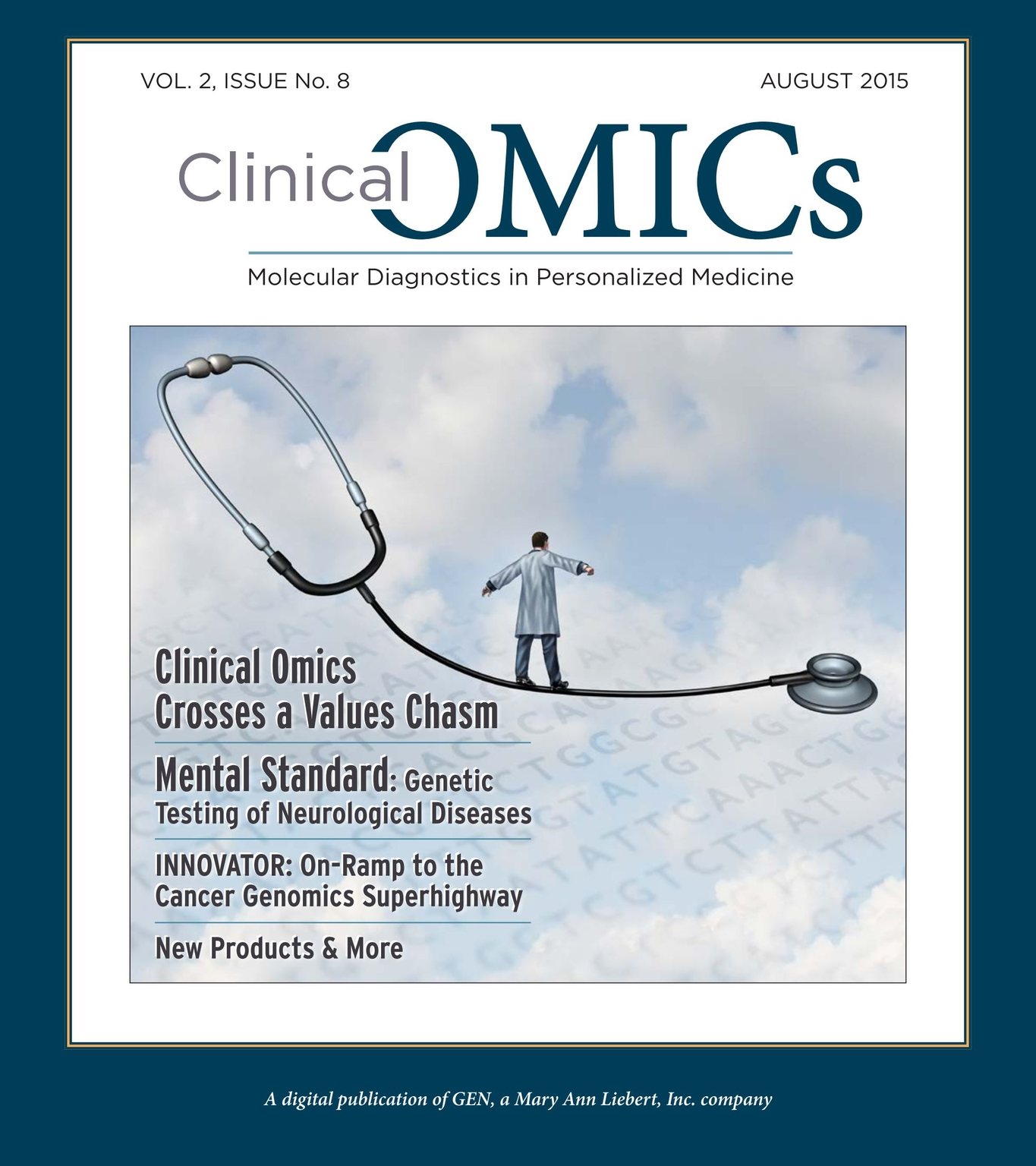 Clinical OMICs - Volume 2, Issue 8