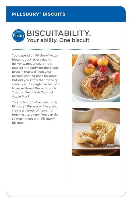 Biscuitability 22 Recipes Featuring Pillsbury Frozen Biscuits