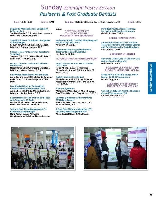 Greater New York Dental Meeting Program Guide 2017