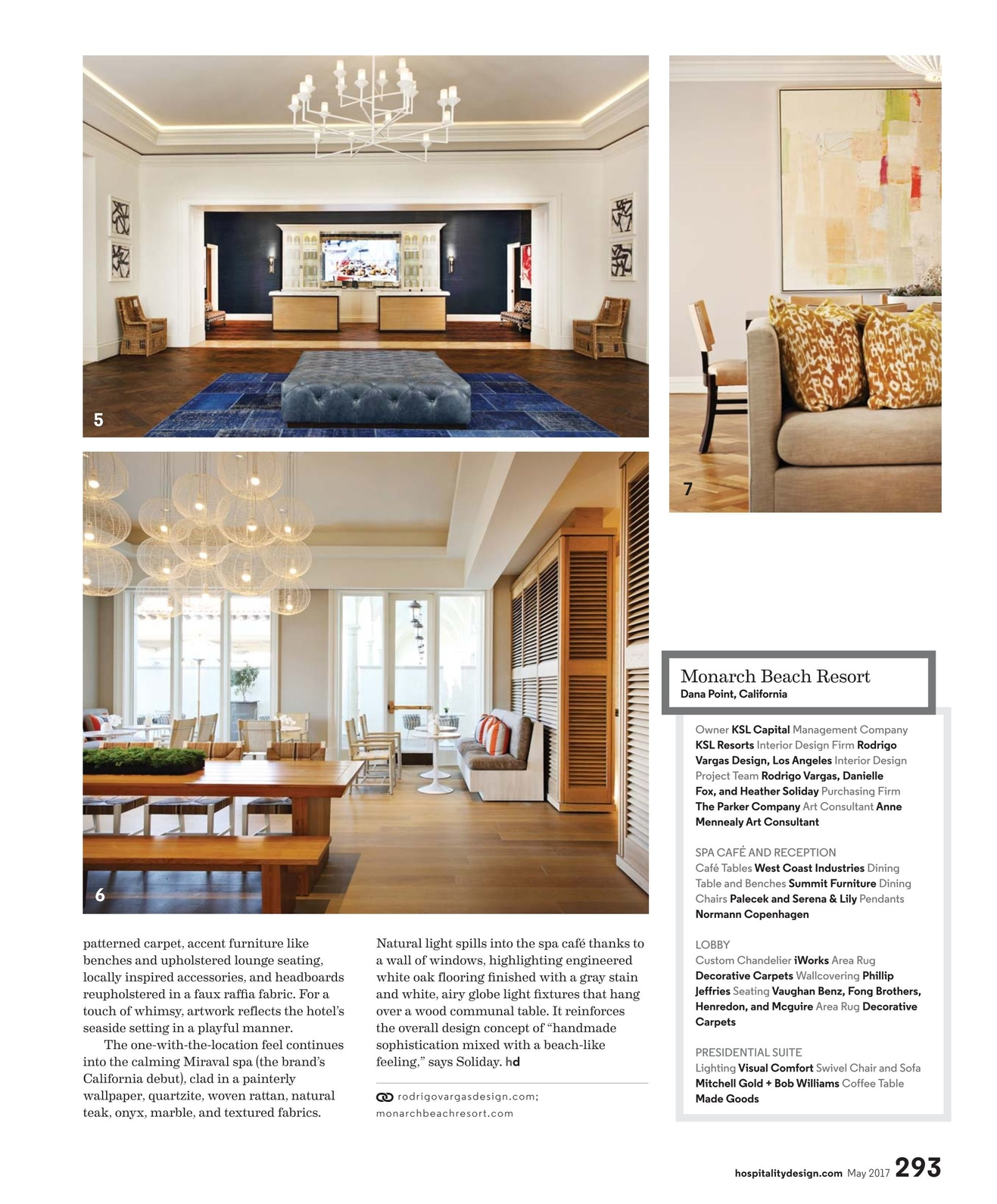 Hospitality Design   May 2017