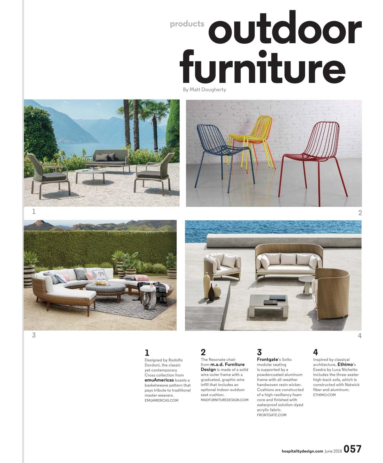 Hospitality Design   June 2018