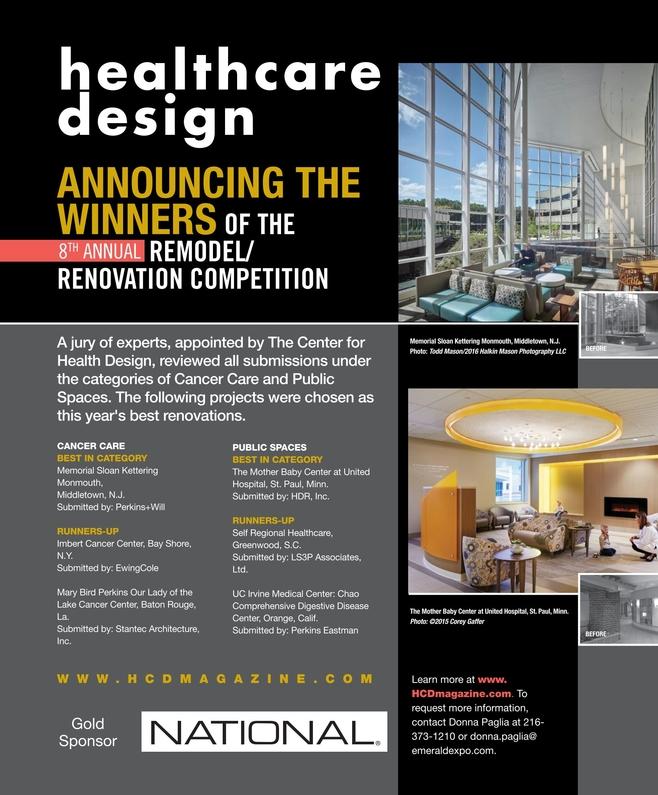 Healthcare Design - November 2017