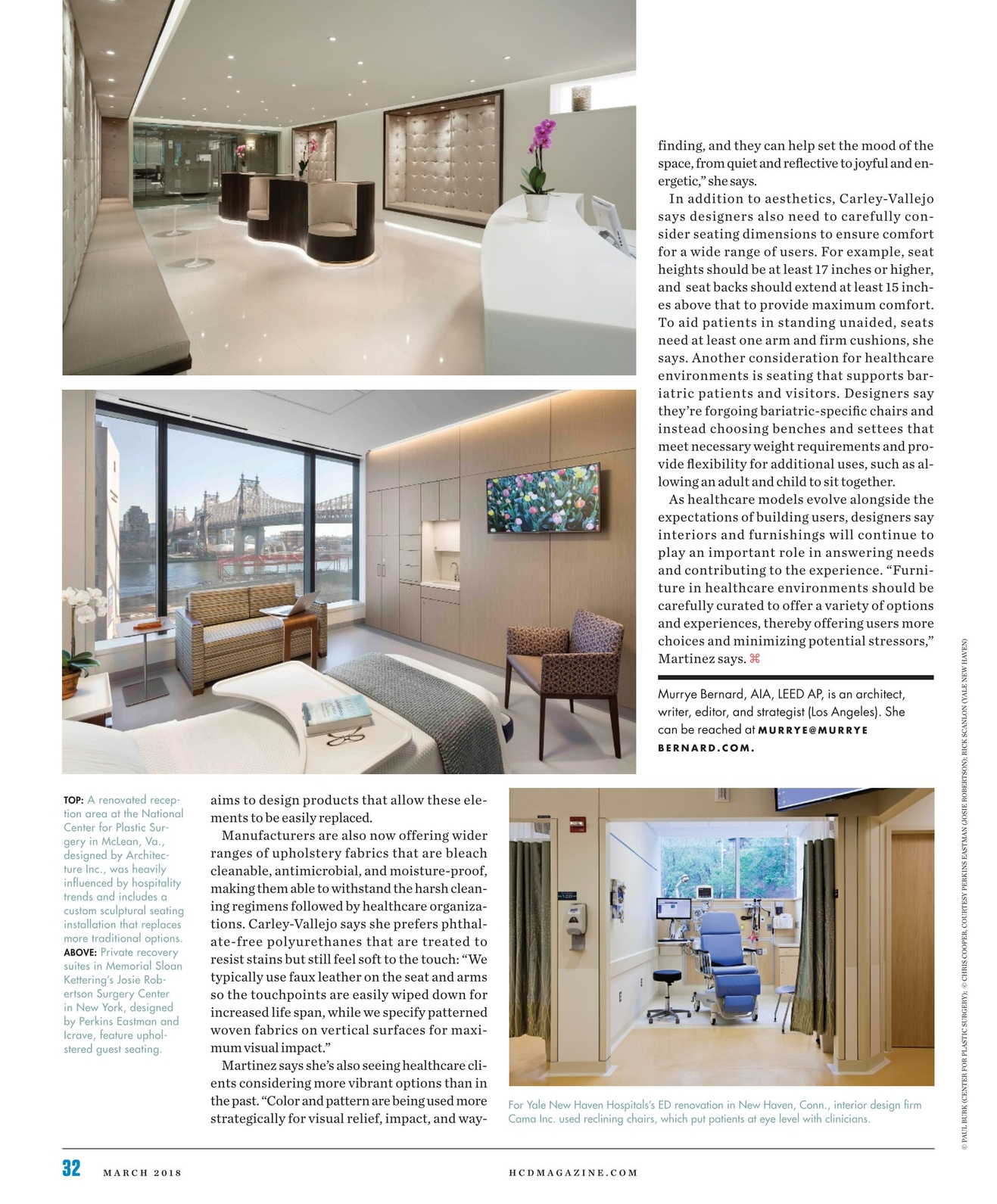Healthcare Design - March 2018
