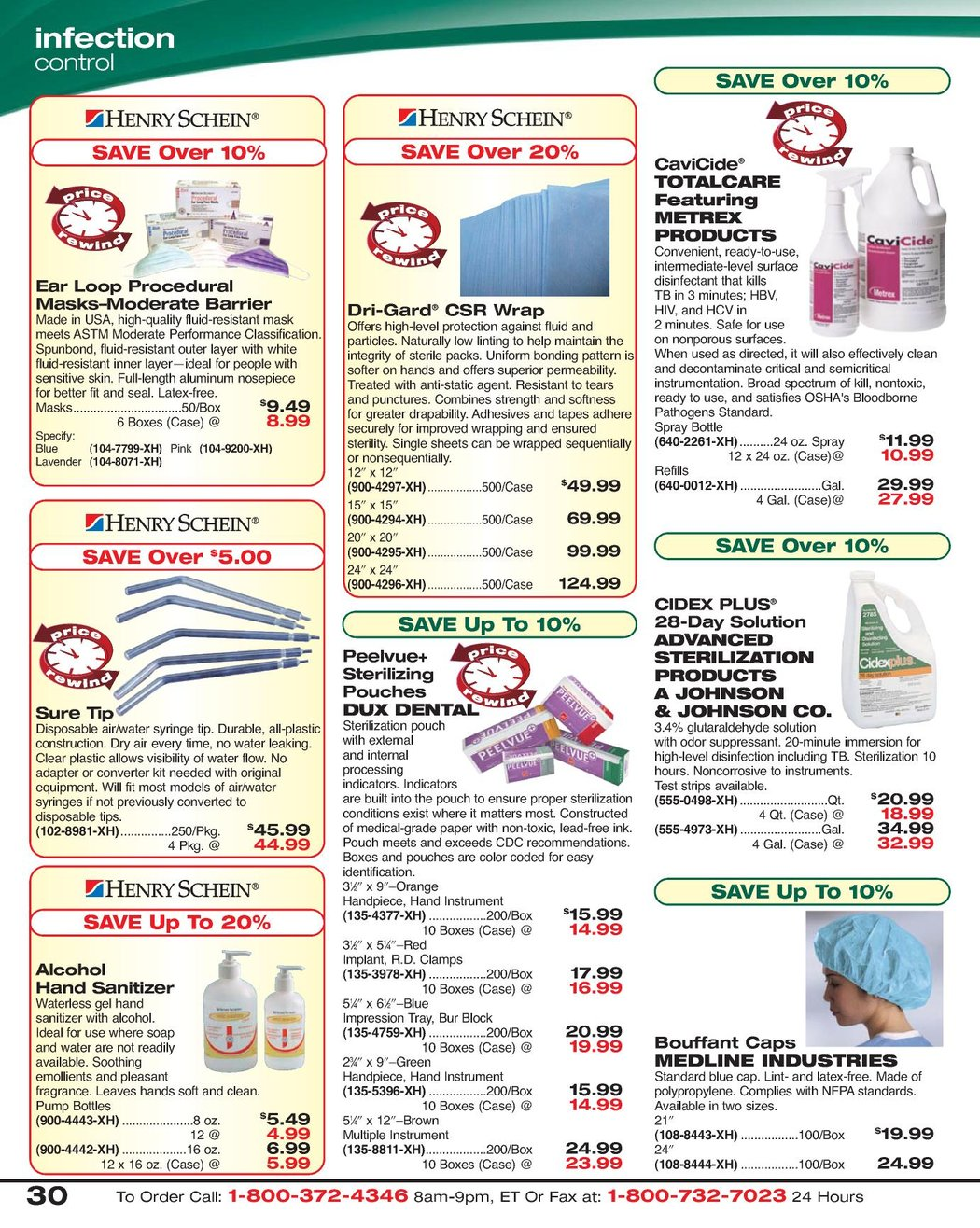 Dental Sales Flyer - January 2011