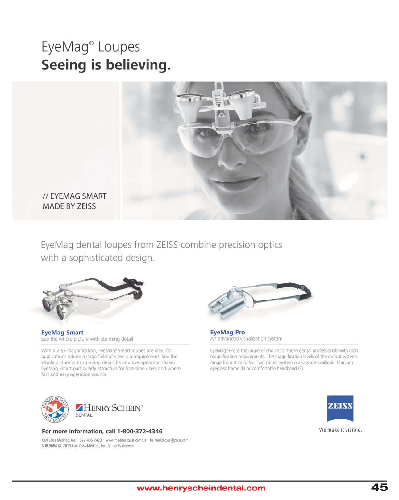 Dental Sales Flyer - February 2014