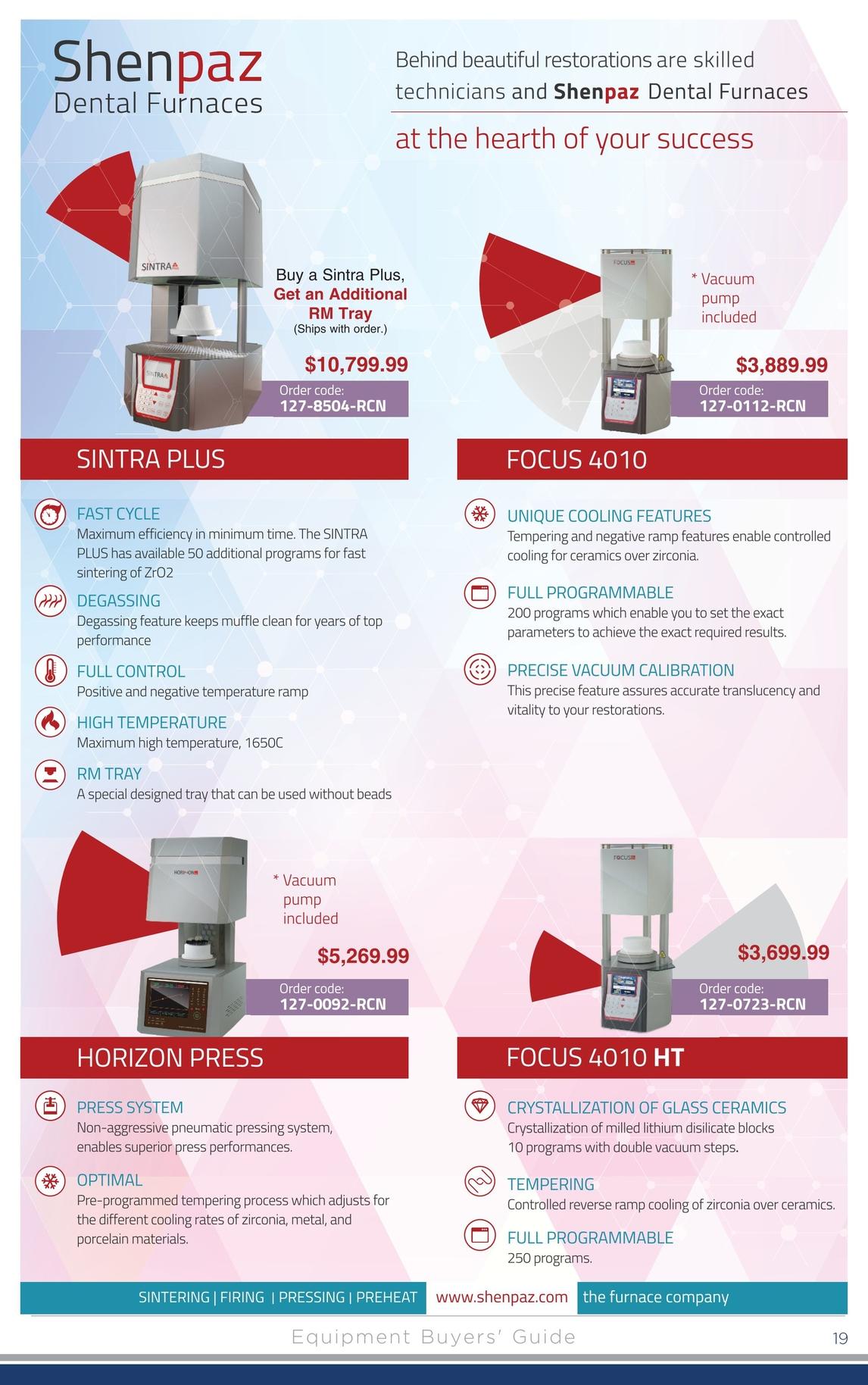 Zahn Laboratory Equipment Buyers Guide - 2017