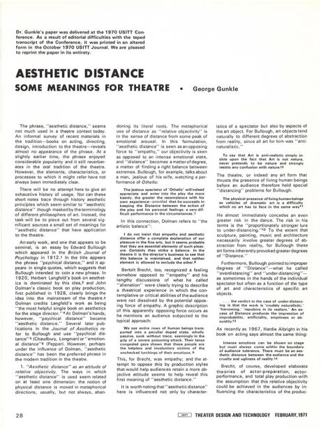 Aesthetics of motion essay examples