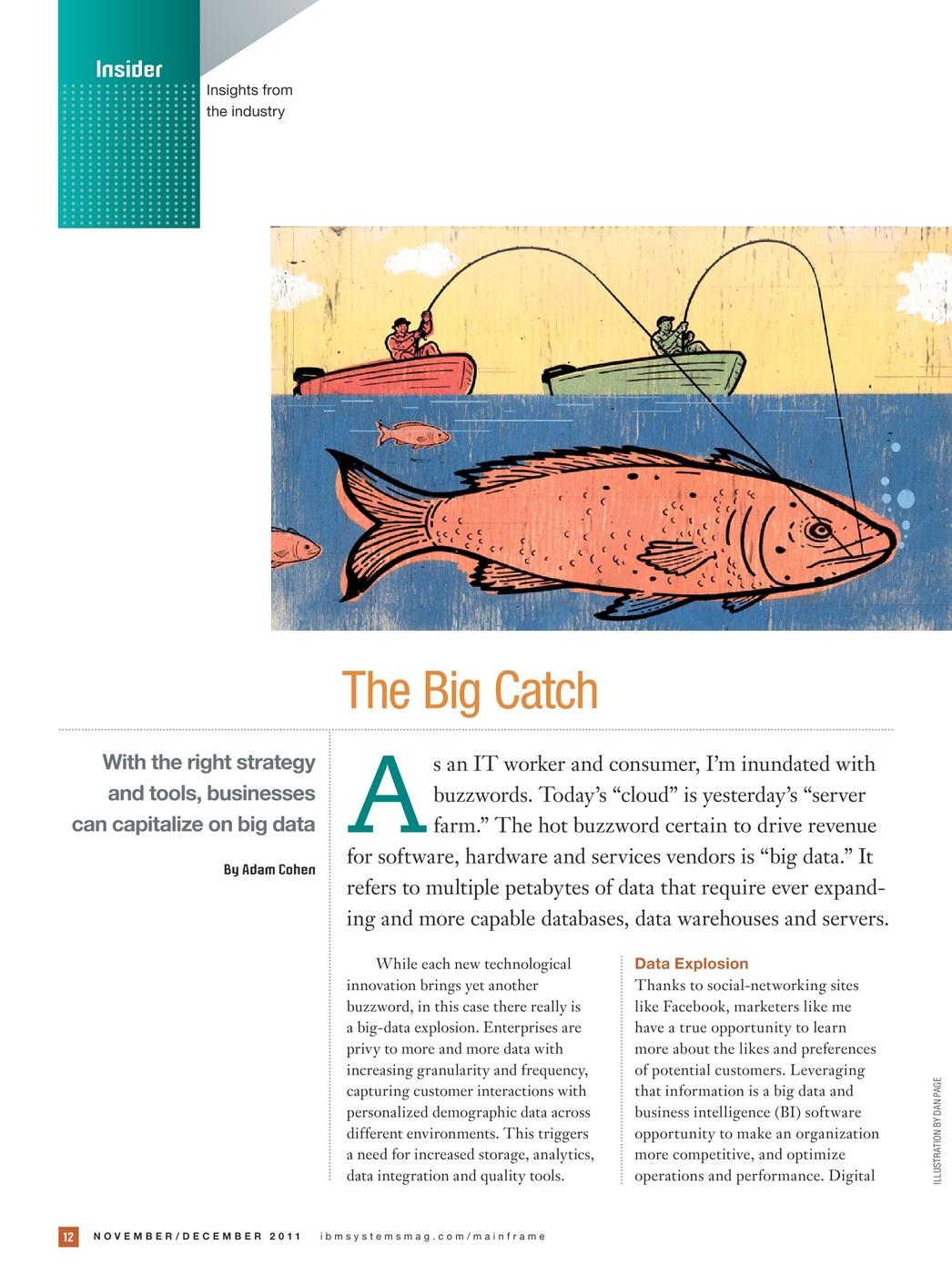 IBM Systems Magazine, Mainframe Edition - November/December 2011