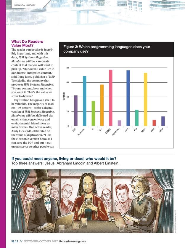 IBM Systems Magazine, Mainframe - September/October 2017