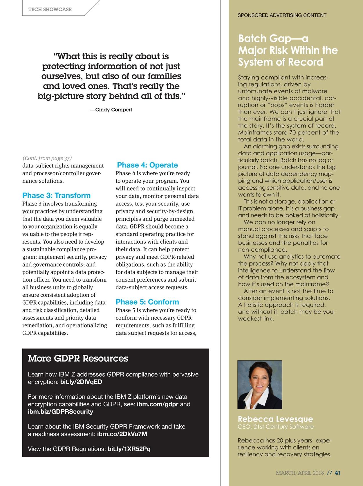 Ibm syncsort manual array ibm systems magazine mainframe march april 2018 rh ibmsystemsmagmainframedigital fandeluxe Images