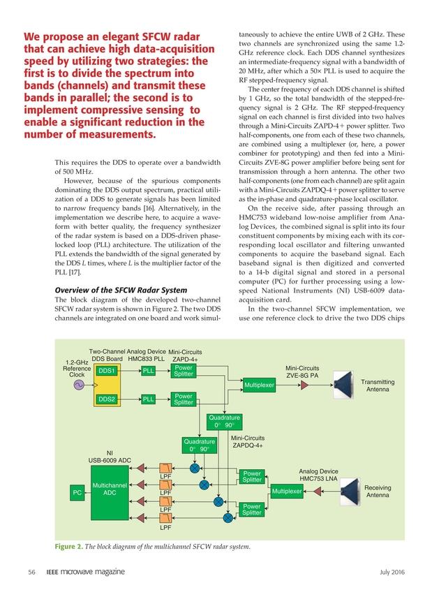 IEEE Microwave Magazine - July 2016