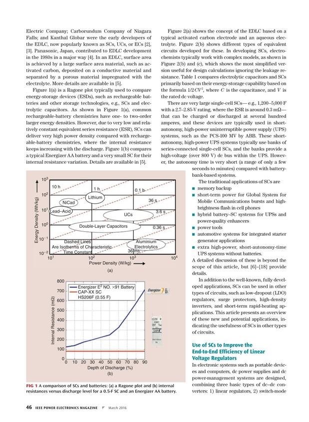IEEE Power Electronics Magazine - March 2016