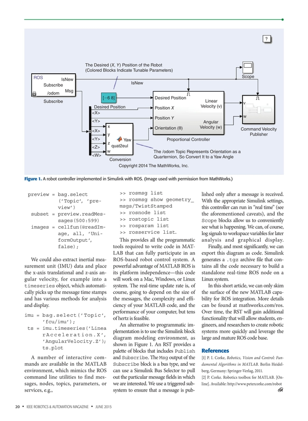 IEEE Robotics & Automation Magazine - June 2015