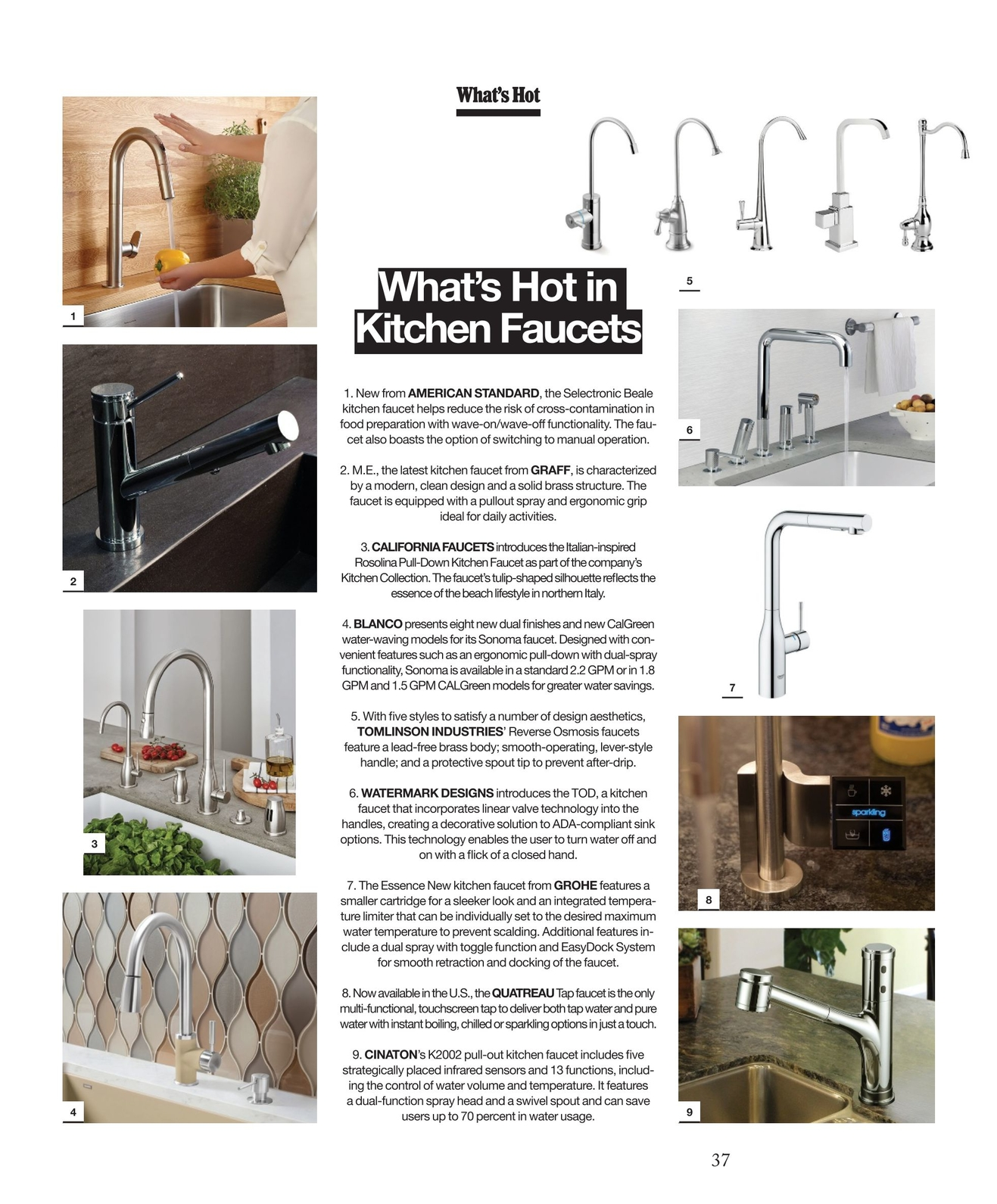 Kitchen & Bath Business - September 2016