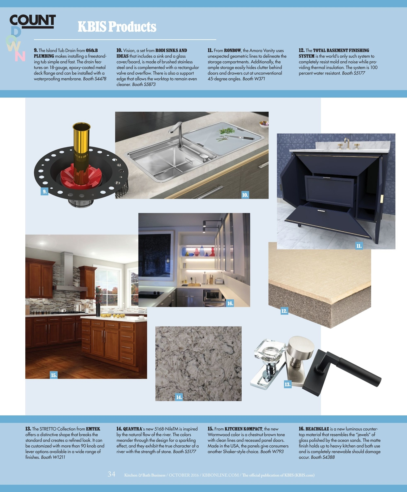 Kitchen & Bath Business - October 2016 [34 - 35]