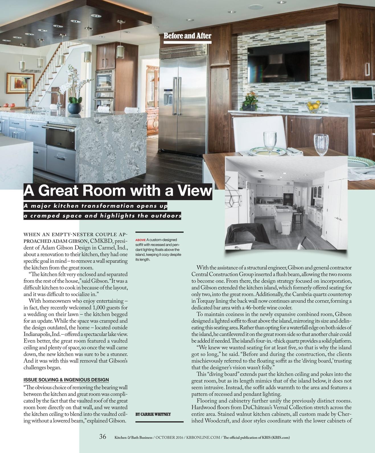 Kitchen & Bath Business - October 2016 [36 - 37]
