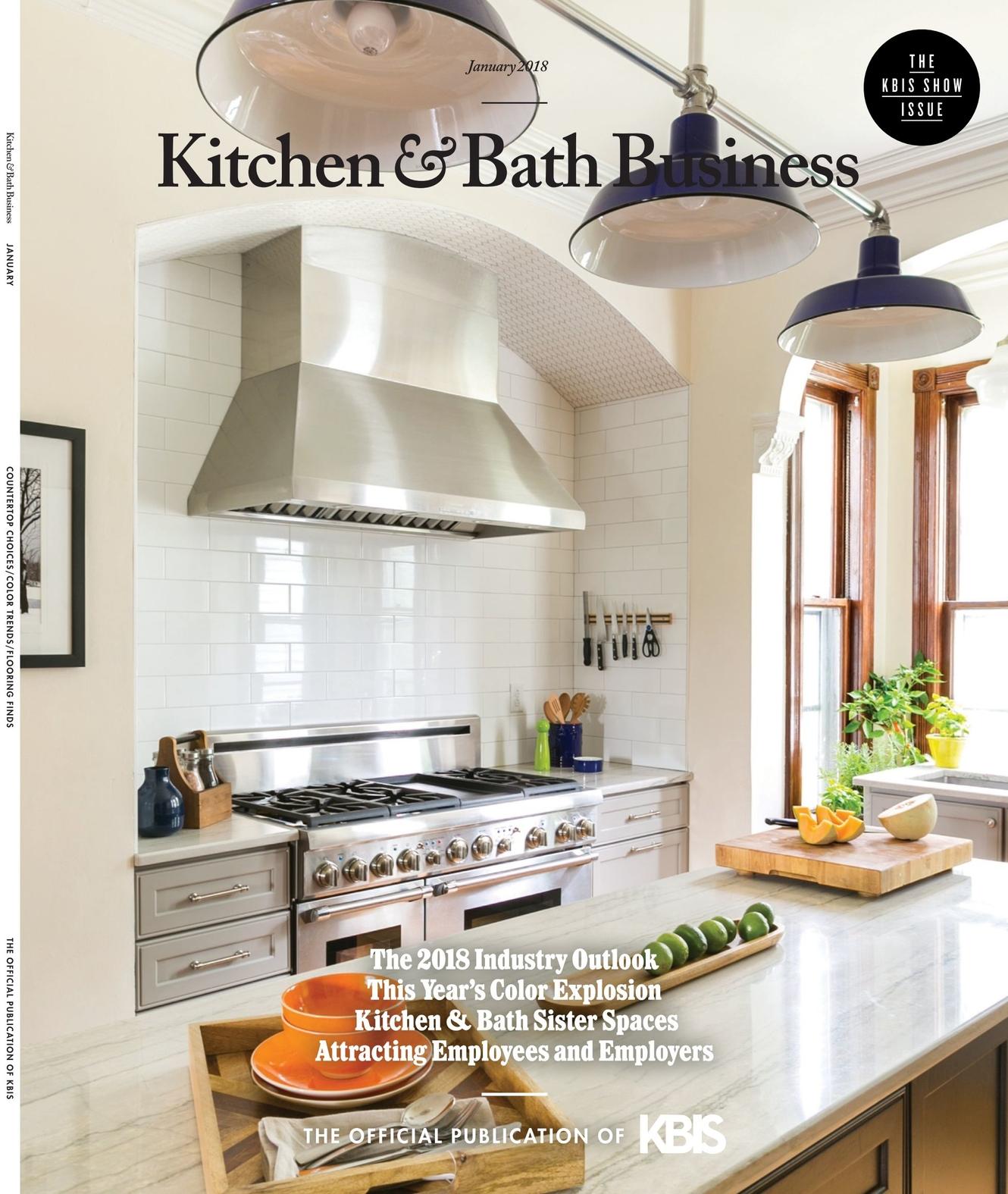 Kitchen U0026 Bath Business   January 2018