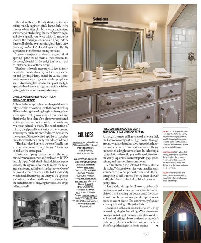 Kitchen & Bath Business - January 2018