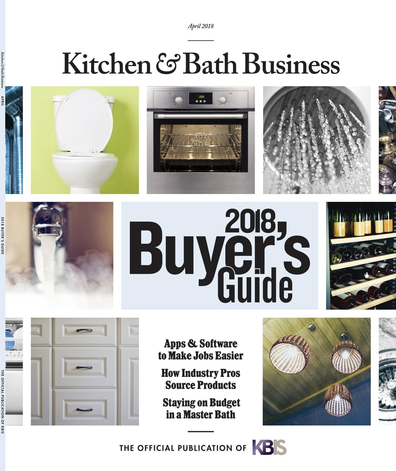 Kitchen & Bath Business - April 2018