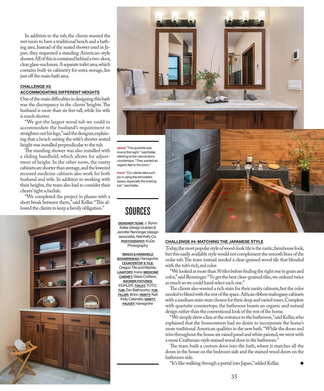 Brilliant Kitchen Bath Business May June 2018 Interior Design Ideas Tzicisoteloinfo