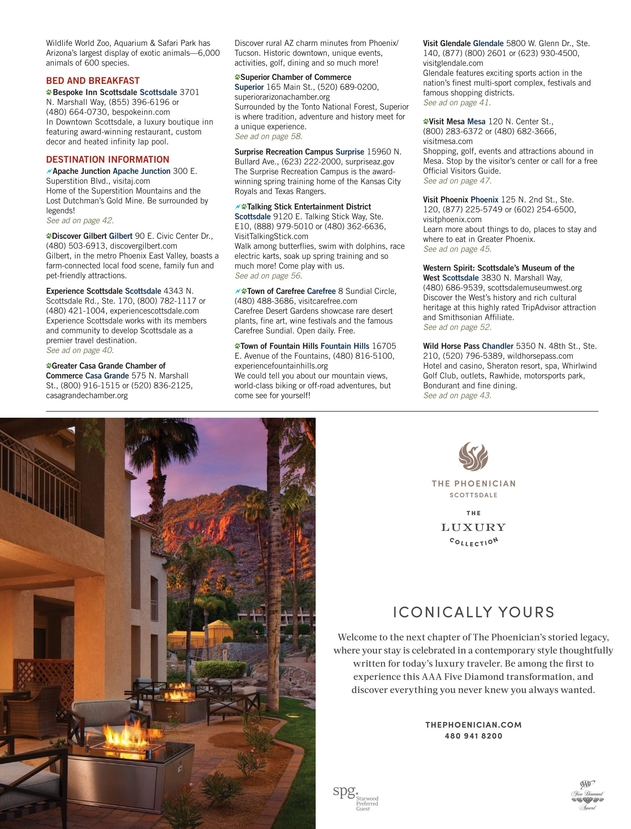 2018 Arizona Official State Visitor's Guide